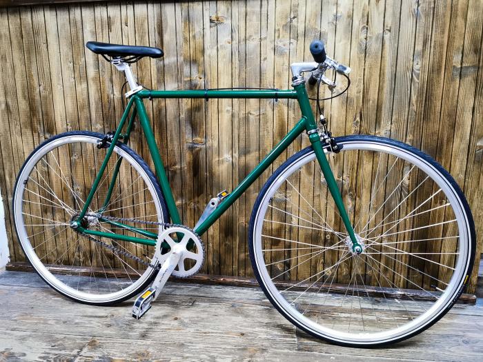 Bicicleta single speed COBI Bicycle 58 cm [0]