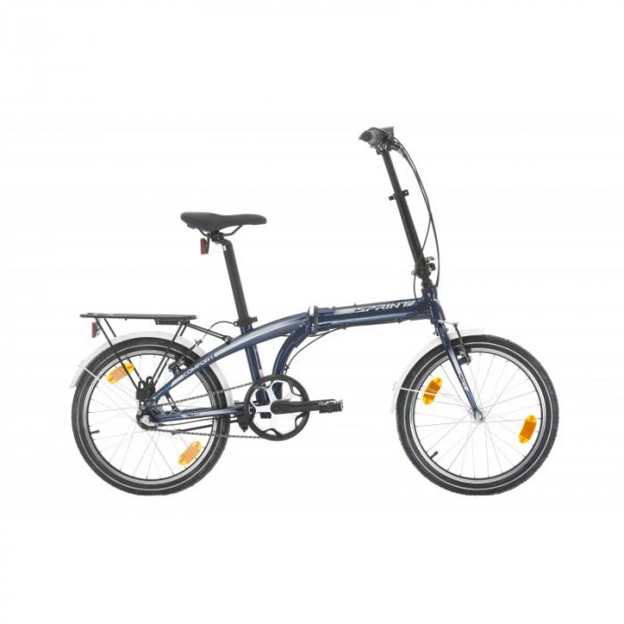 Bicicleta Sprint Comfort 20 Pliabila Nexus 3 [0]