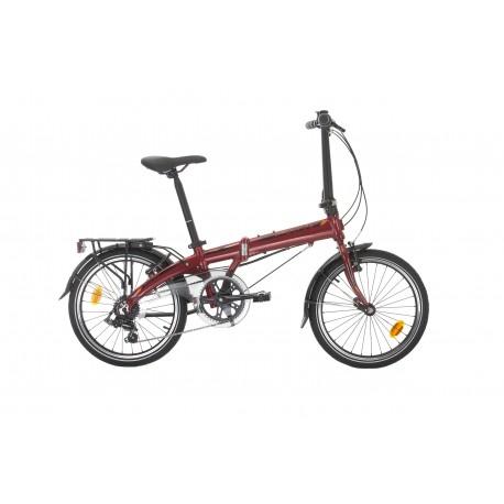 Bicicleta Sprint Tour S 20 7V Rosie 0