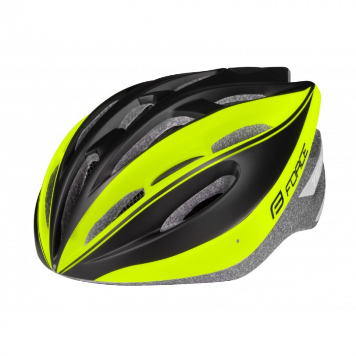 Casca Force Terry Negru/Fluo 0