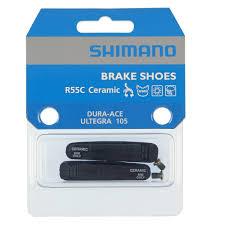 Rezerve saboti de frana Shimano R55C Ceramic BR-7800 (Dura-Ace, Ultegra, 105) [0]
