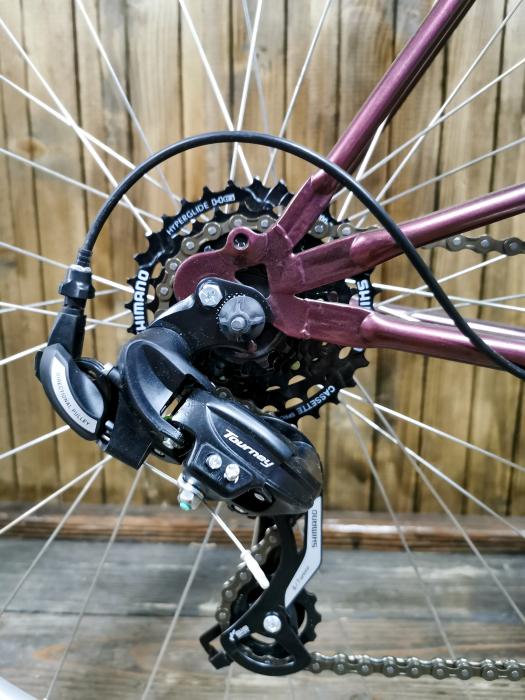 Bicicleta de dama 7 viteze COBI Bicycle [1]