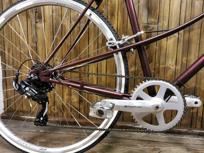 Bicicleta de dama 7 viteze COBI Bicycle [4]