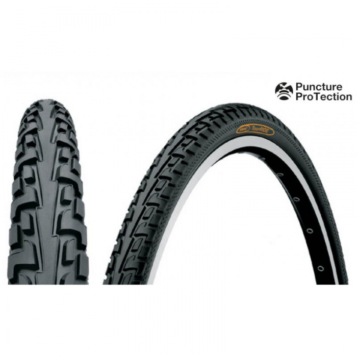 Continental Ride Tour Puncture Protection 37x622 0