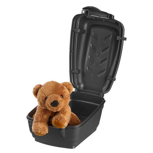 """Cutie Portbagaj Plastic 5l M-WAVE """"AMSTERDAM EASY BOX S"""" 1"""