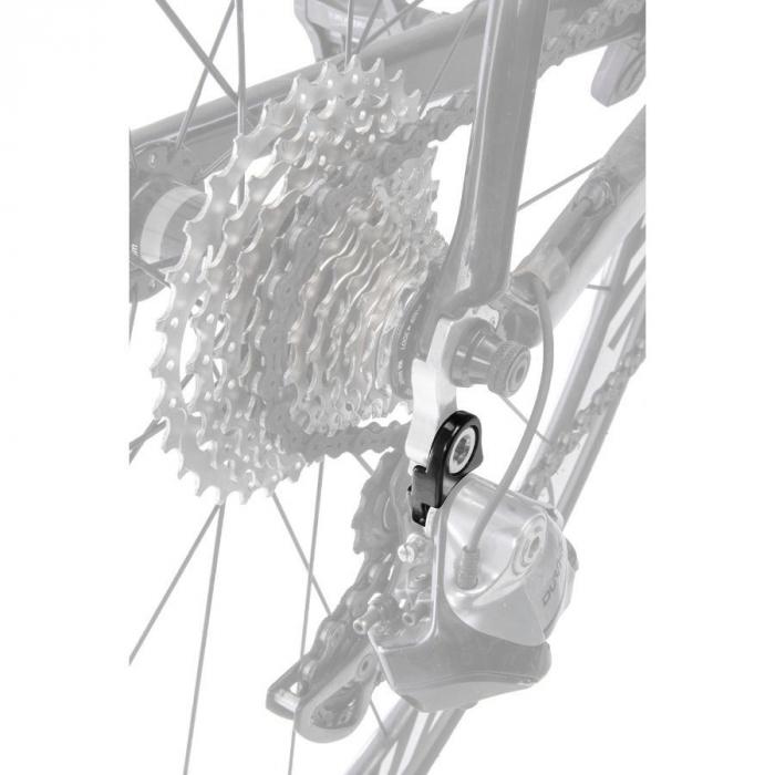 Extensie Schimbator Spate SUNRACE SP570 Aluminiu Negru [1]