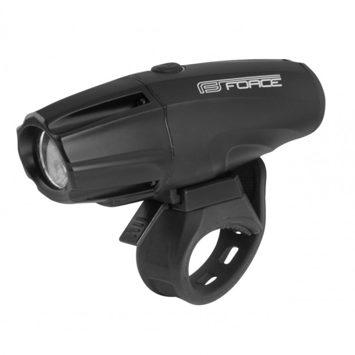 Far fata Force Shark USB 700Lm Negru 0