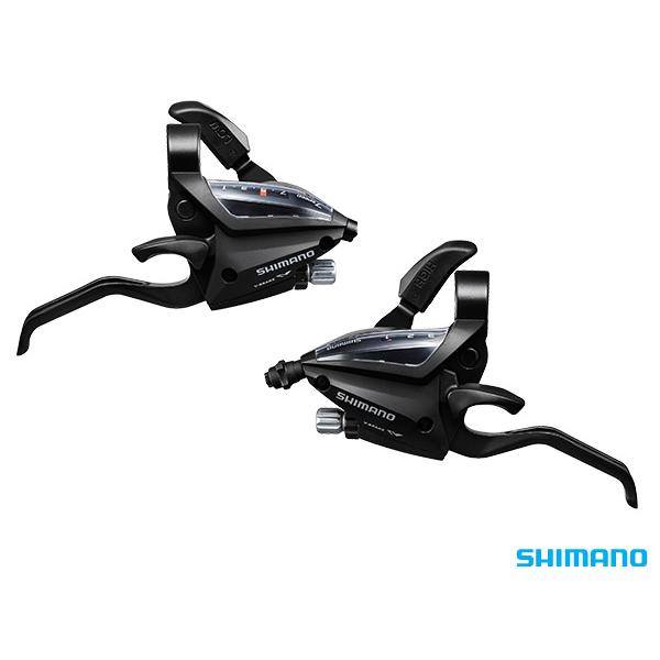 Set manete schimbator / frana Shimano Acera ST-EF500, 3x7 viteze 0