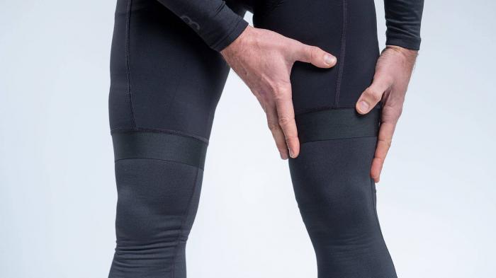 Incalzitoare picioare BBB ComfortLegs, negre 2
