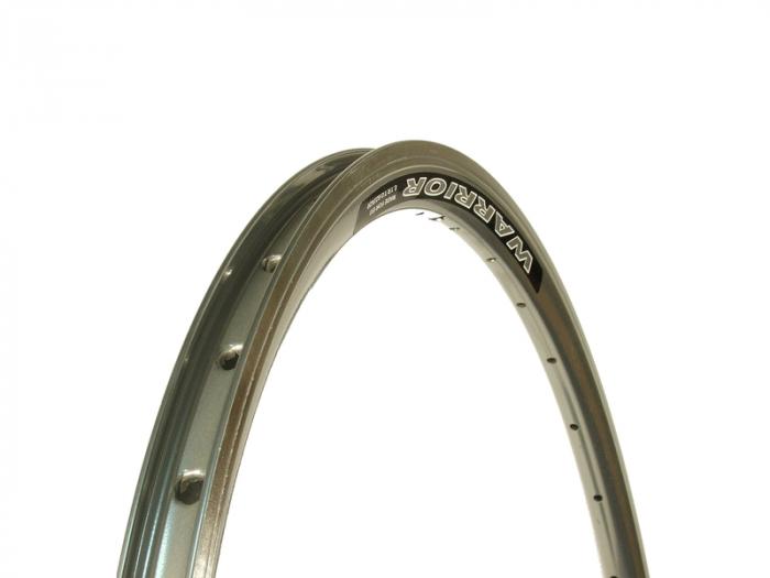 JANTA DUBLA - ALTRIX Warrior - 28''/29''/622x20/25x29, 36H, argintiu 0