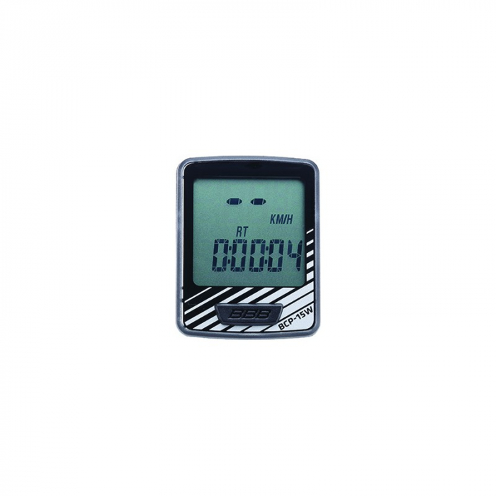 Kilometraj BBB DashBoard BCP-15W, 10 functii, fara fir [0]