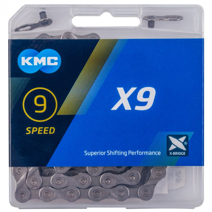 Lant KMC X9 Grey 0