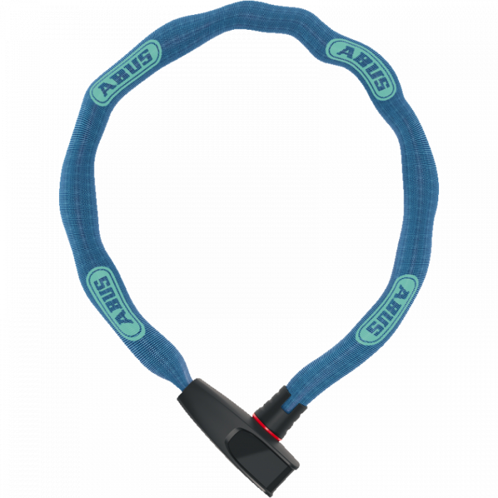 Lacat Abus Catena 6806K/75 Albastru Neon 0