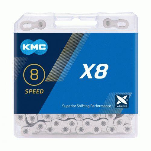 Lant KMC X8 Silver/Silver 0