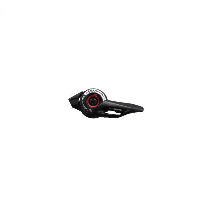 Maneta schimbator Shimano Tourney SL-TZ500-LN, 3 viteze, stanga 0