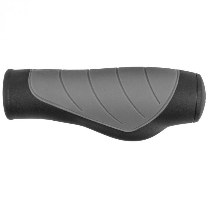 Mansoane ghidon ergonomice gri/negru 0