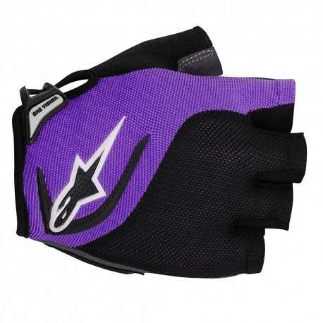 Manusi Alpinestars Pro-Light Short Finger black plum 0