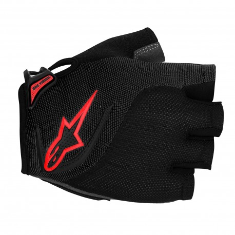 Manusi Alpinestars Pro-Light Short Finger black red 0