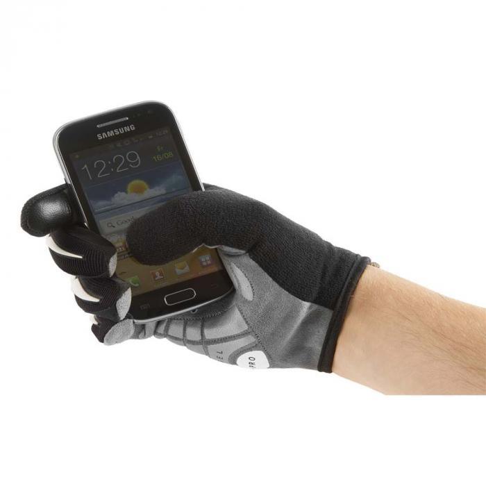 Manusi cu degete ciclism M-Wave Protect SL 3