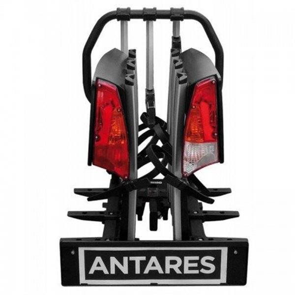 Suport biciclete Menabo Antares Plus pentru 3 biciclete cu prindere pe carligul de remorcare, pliabil [3]