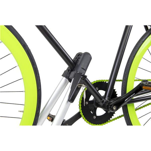 Suport bicicleta Menabo Juza cu prindere pe bare transversale 5
