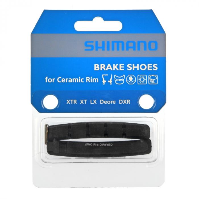 Rezerve saboti de frana Shimano M70R2, jante ceramice, BR-M950 0
