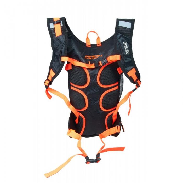 Rucsac pentru alergare Force Aron Pro 10l negru/portocaliu