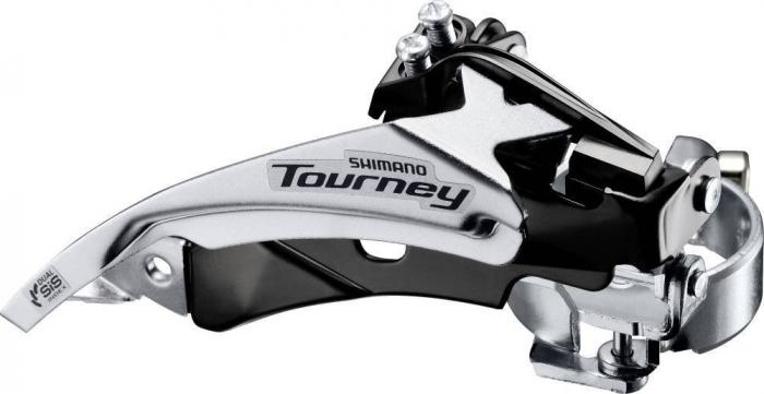Schimbator fata Shimano Tourney FD-TY510, 3x6/7 viteze 0