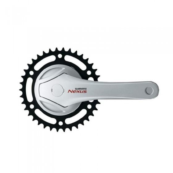 Angrenaj pedalier Shimano Nexus FC-NX75 0