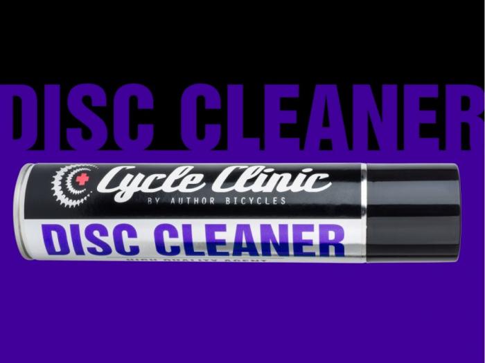 Solutie Curatat Discuri AUTHOR CYCLE CLINIC 400 ml 0