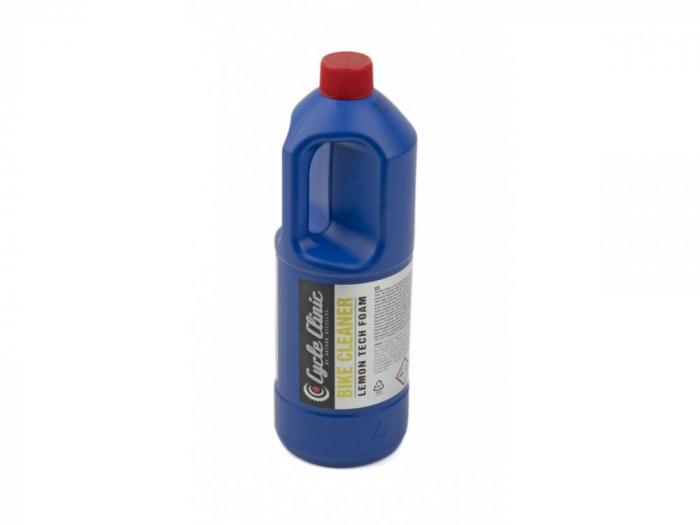 Solutie Spalat Biciclete AUTHOR Cycle Clinic LemonTechFoam 1,5 l [0]