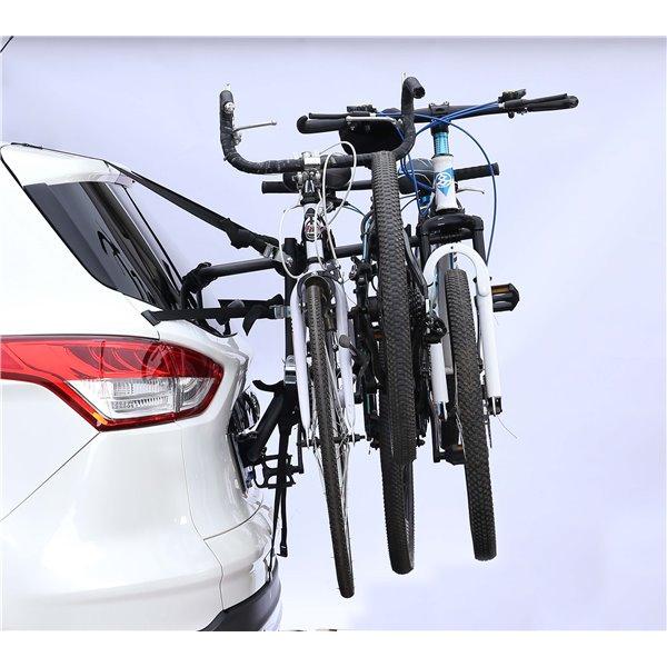 Suport biciclete K39 Holiday pentru 3 biciclete cu prindere pe haion/portbagaj 8