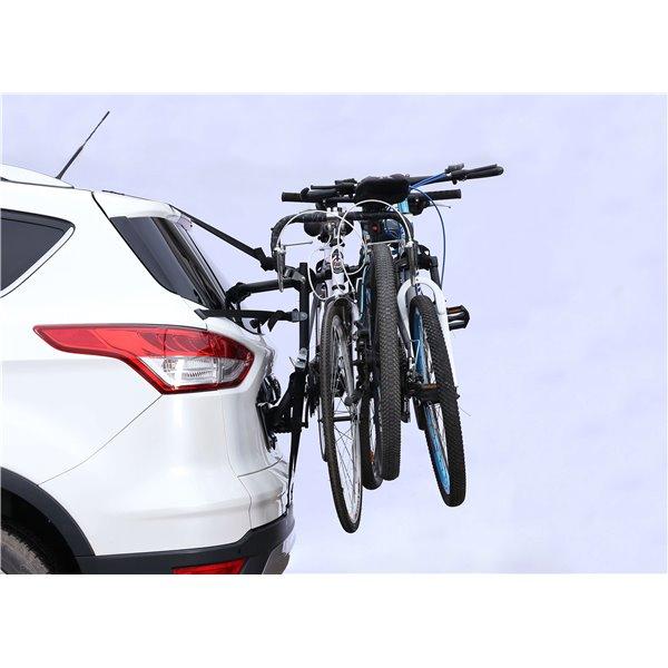 Suport biciclete K39 Holiday pentru 3 biciclete cu prindere pe haion/portbagaj 7