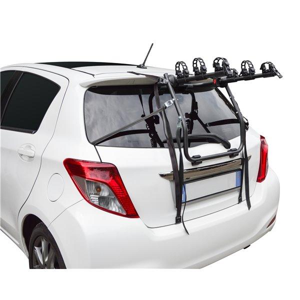 Suport biciclete K39 Holiday pentru 3 biciclete cu prindere pe haion/portbagaj 5