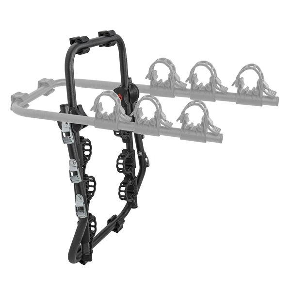 Suport biciclete K39 Holiday pentru 3 biciclete cu prindere pe haion/portbagaj 1