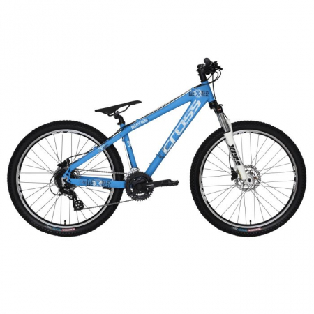 Bicicleta CROSS Dexter HDB albastru - 26'' - 380mm0