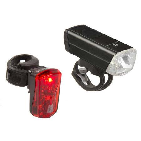 Set lumini cu acumulator Atlas 20 USB