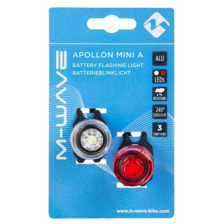 Set lumini cu baterii APOLLON MINI A1