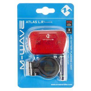 """Stop Spate cu Baterii M-WAVE """"ATLAS L.R""""0"""