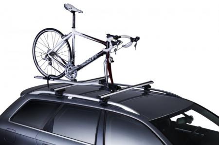 Suport biciclete THULE OutRide - Argintiu0