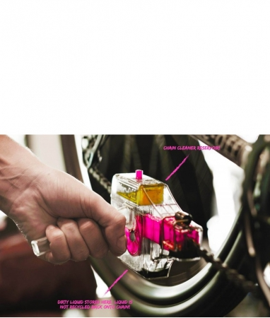 Dispozitiv curatare lant bicicleta Muc-Off0