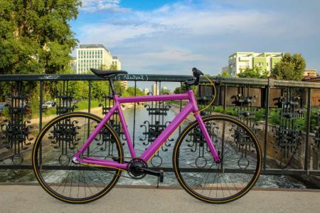 Bicicleta COBI Concept - Urban Cargo Bike0