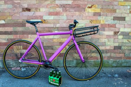 Bicicleta COBI Concept - Urban Cargo Bike1