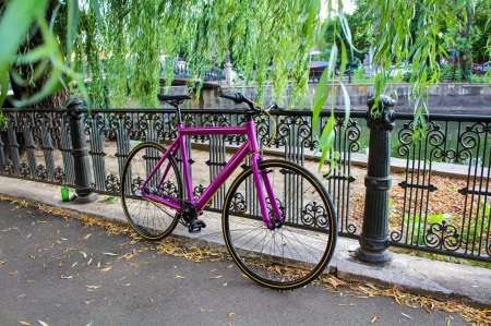 Bicicleta COBI Concept - Urban Cargo Bike2
