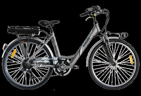 "Bicicleta ITALWIN NUVOLA4 eBIKE 24x1.75""  Autonomie 65 km0"