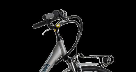 "Bicicleta ITALWIN NUVOLA4 eBIKE 24x1.75""  Autonomie 65 km2"