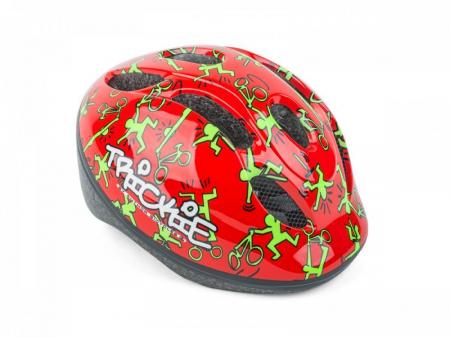 Casca Ciclism AUTHOR Trickie 49-56 cm0