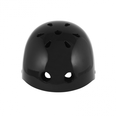 Casca Force BMX negru lucios1