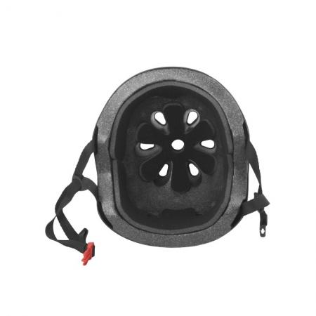 Casca Force BMX negru lucios3
