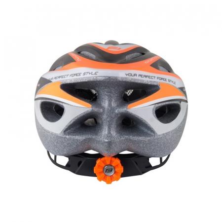 Casca Force Hal negru/portocaliu/alb4